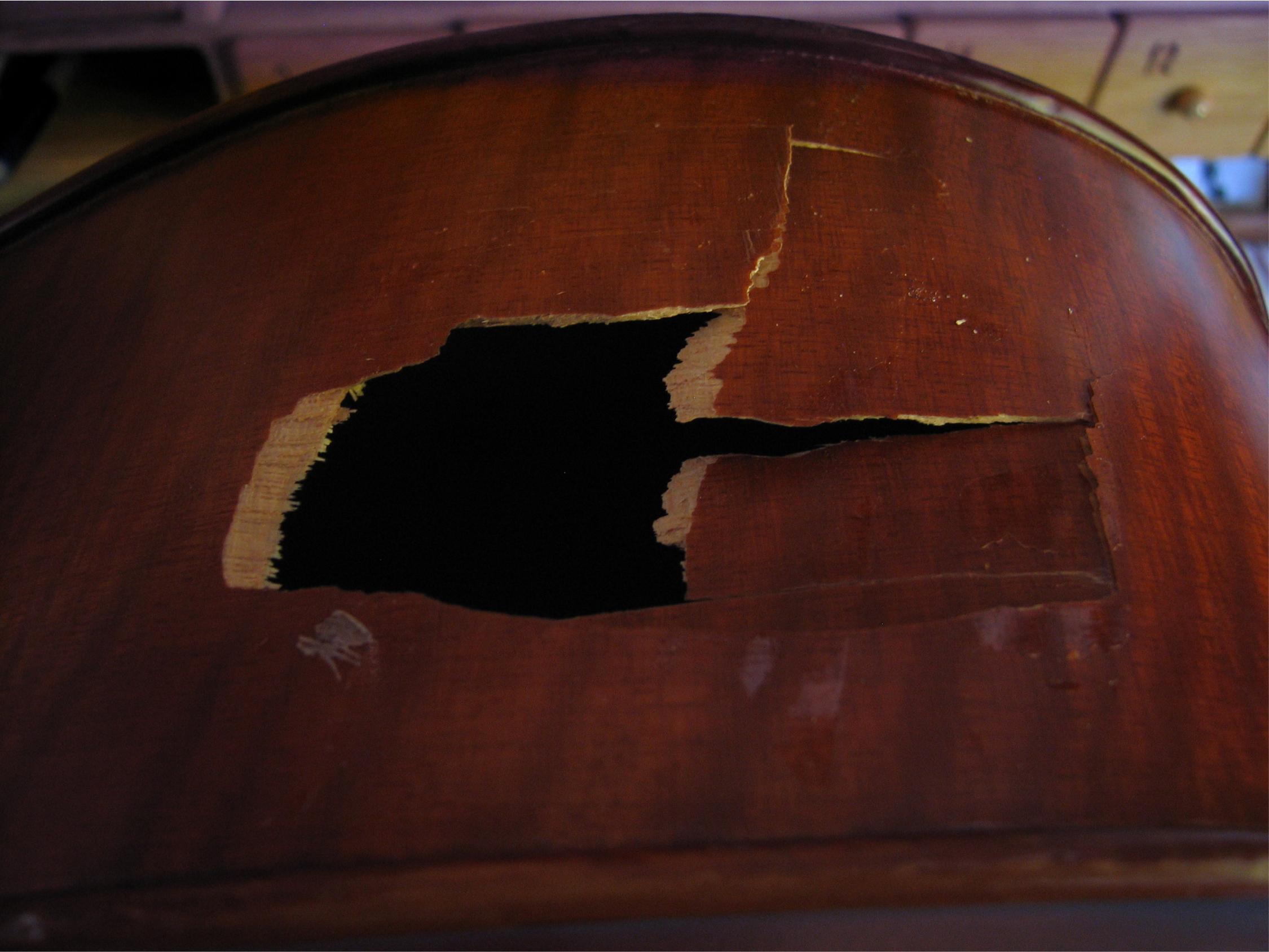 Reparatur Gitarren
